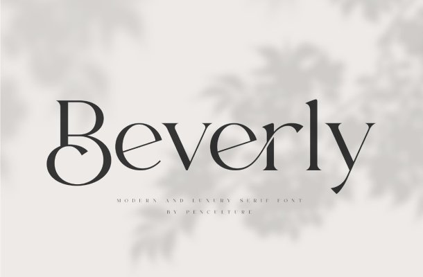 Beverly Font