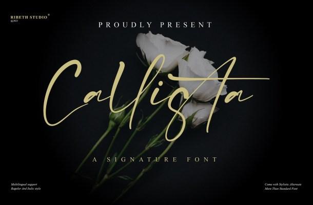 Callista Font