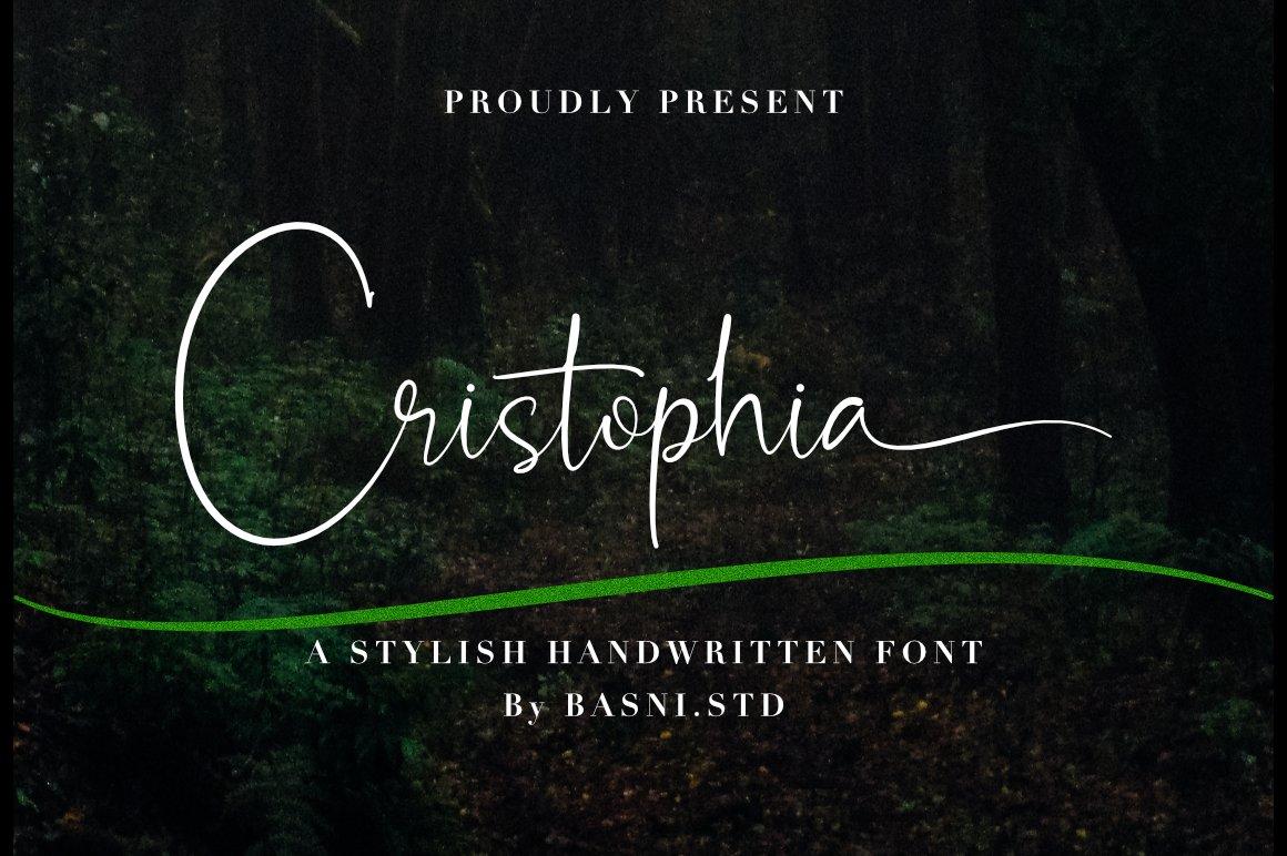 Cristophia Font