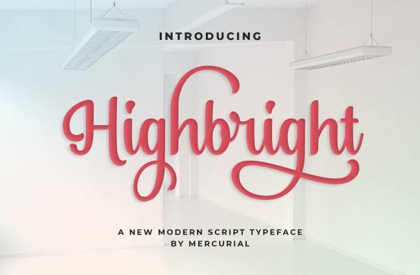 Highbright Font