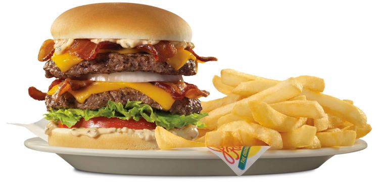 Free burger from Johnny Rockets