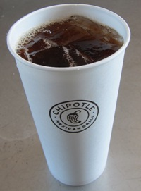Free drinks for students at Chipotle this month