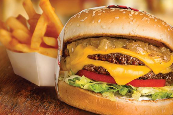 Unlimited Free Burgers from The Habit