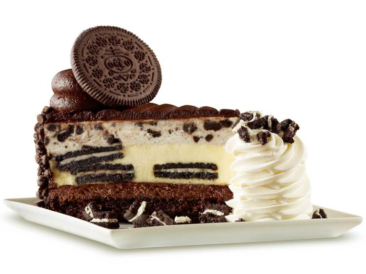 Half off Cheesecake on July 30 and July 31 at the Cheesecake Factory