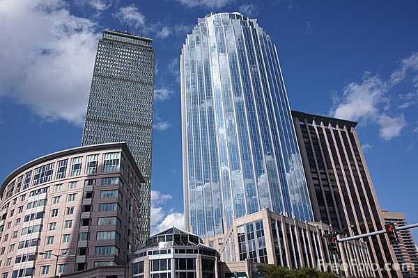 Prudential Center Complex Boston Massachusetts Pictures Free Use Image 1211 09 567 By