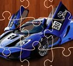 Racing Cars Jigsaw