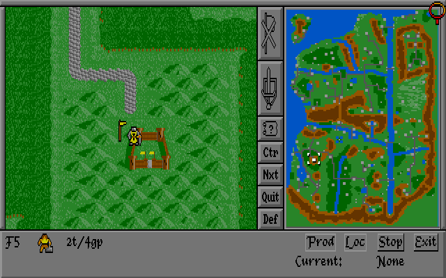 Warlords Old DOS Games Download For Free Or Play On Windows Online