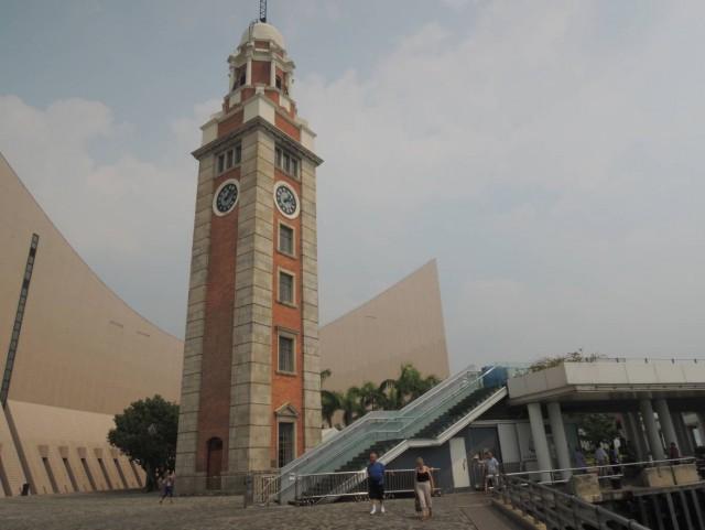 尖沙咀鐘樓|無障礙景點|Free Guider ♿ 香港一站式無障礙資訊平臺及旅遊指南