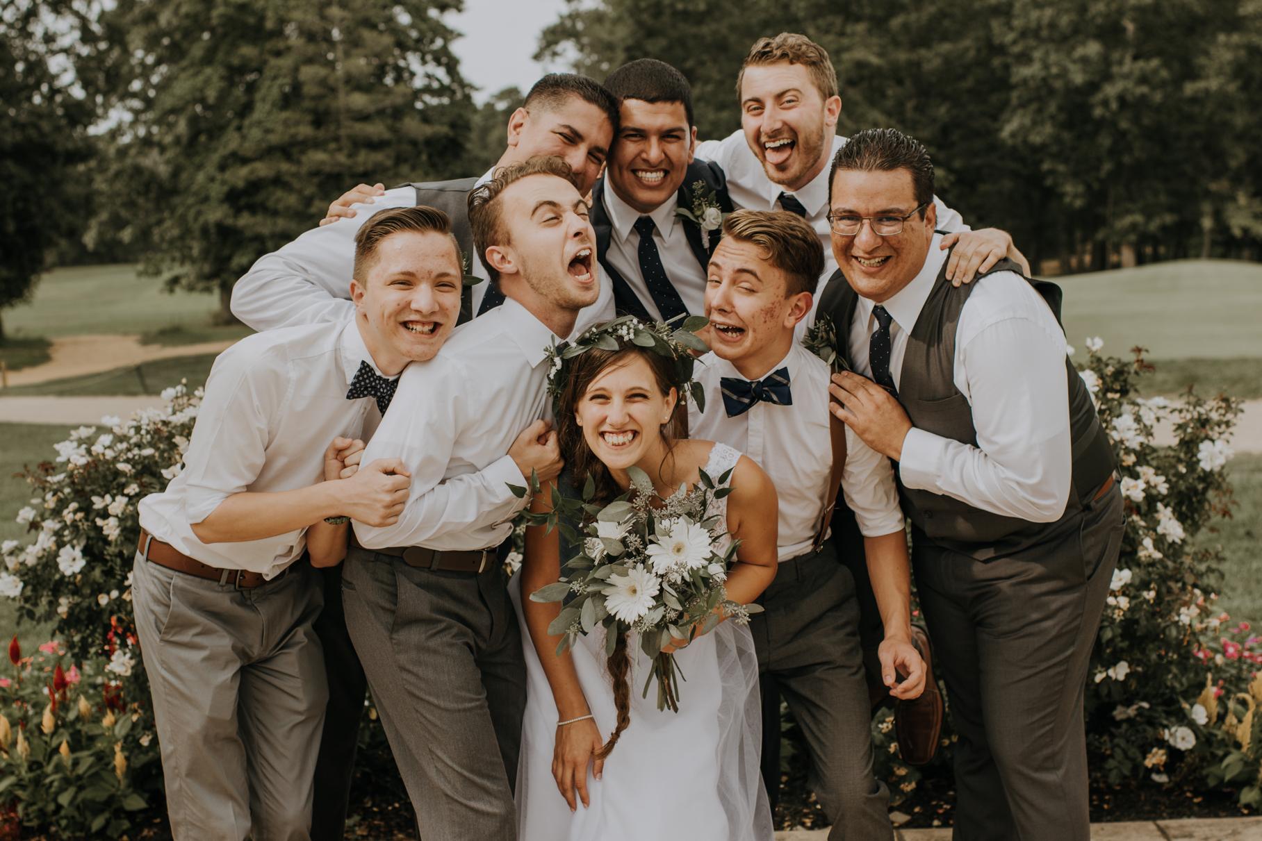 catie + chris | new jersey wedding | new york and tampa wedding photographer