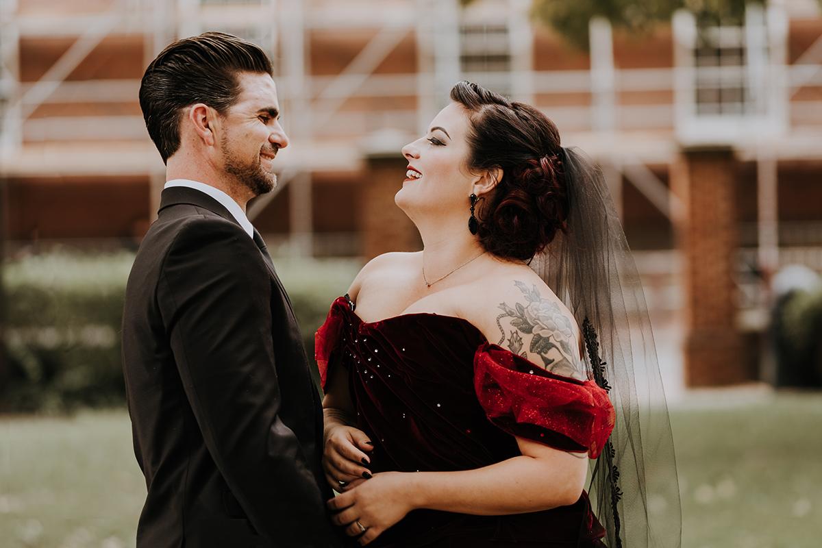 non traditional bride | philadelphia wedding | moody film wedding photography | travel wedding photographer