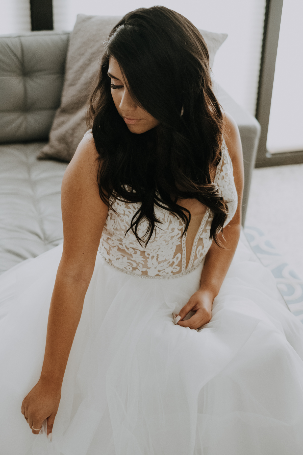 romantic bridal portraits | romantic sarasota wedding photographer | romantic sarasota wedding | tampa wedding photographer | freehearted film co