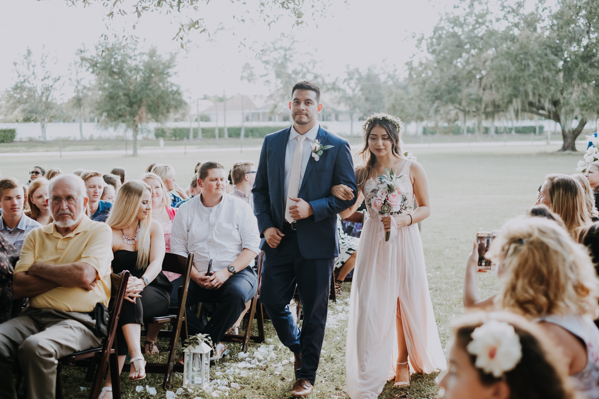 bridal party | romantic sarasota wedding photographer | romantic sarasota wedding | tampa wedding photographer | freehearted film co