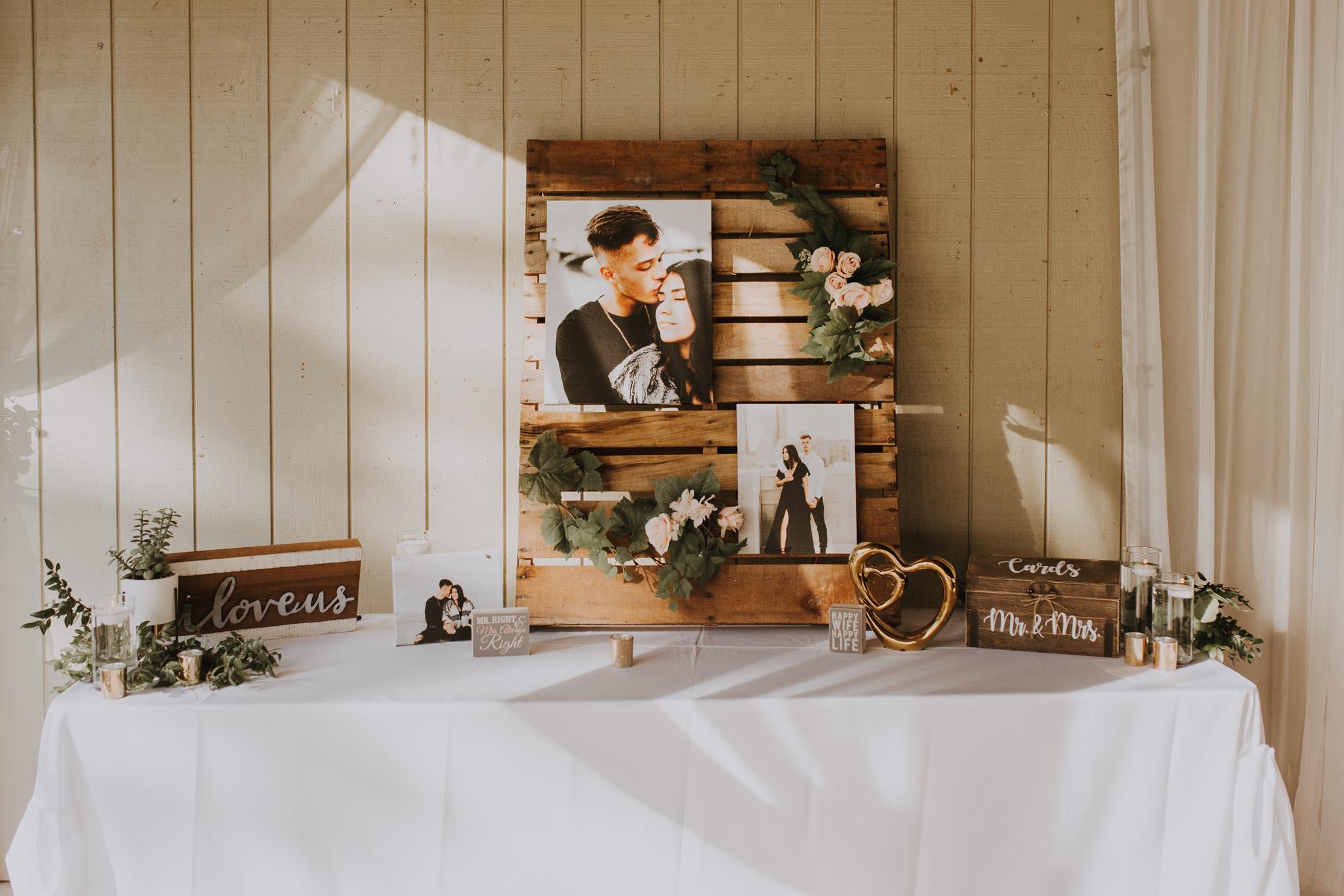 elegant boho reception | boho wedding reception | boho reception decor | outdoor Florida wedding