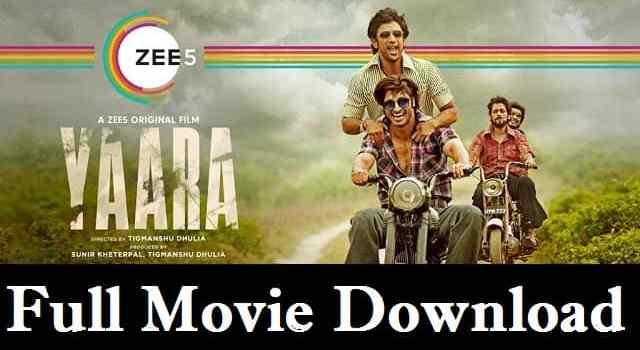 Yaara- Full-Movie-Download