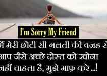 Sorry-Message-For-Friend-In-Hindi