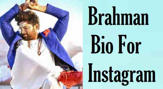 Instagram-Bio-For-Brahmin-Boy-In-Hindi