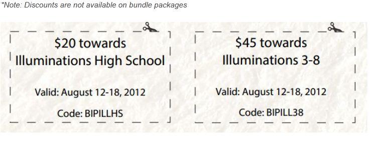 Homeschool Discount