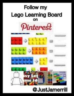 Pinterest Legos