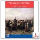 Free Thanksgiving Unit Study