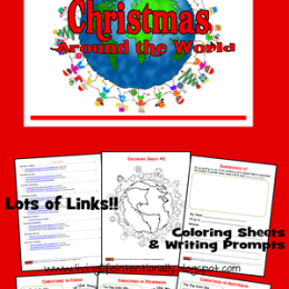 Free Christmas Around the World eBook