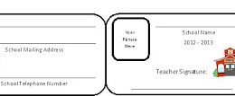 Free Homeschooling Teacher and Student ID cards