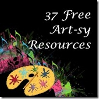 Free Educational Resource: 37 FREE Online Art and Music Resources