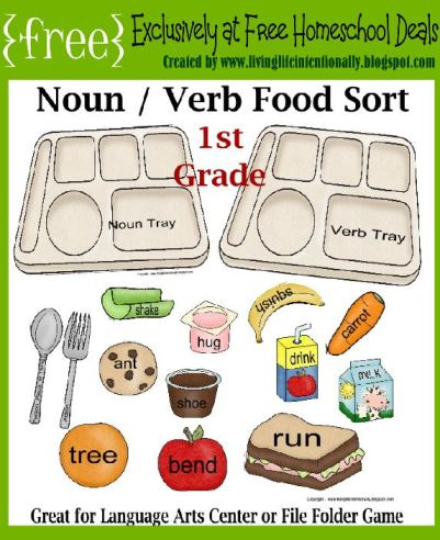 Free First Grade Printables