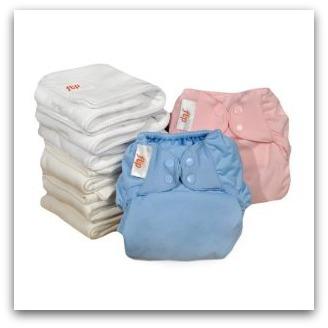flip diapers