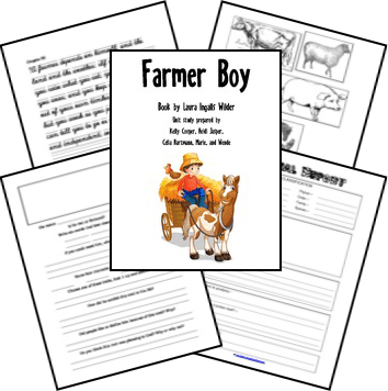 Free Farmer Boy Unit Study (156-Pages!)