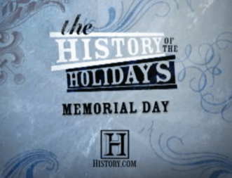 Free history of Memorial Day Video