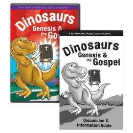 Free Answers in Genesis Dinosaurs Video Download {Save $7.99!}