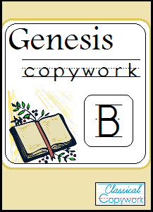 homeschool copywork