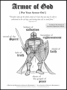 Armor of God Boy