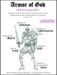Armor of God Girl