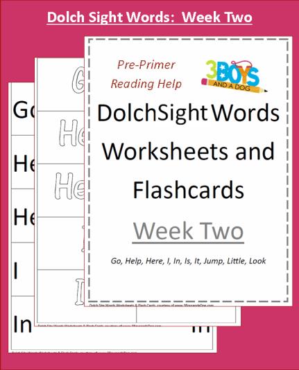 free dolch sight words worksheets free homeschool deals. Black Bedroom Furniture Sets. Home Design Ideas