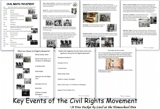 Black History: Key Events of the Civil Rights Movement