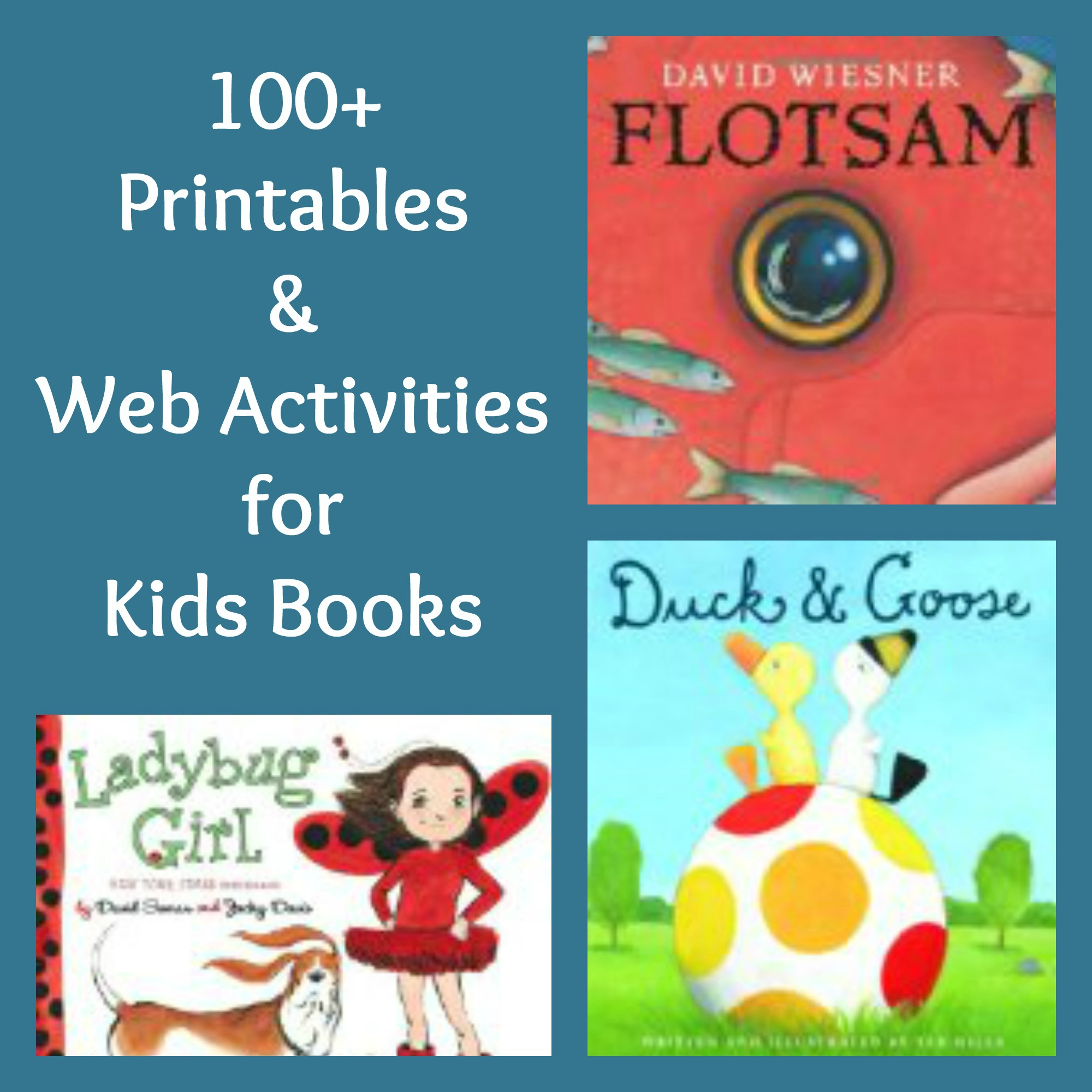100 Free Printables Amp Activities For Kids Books