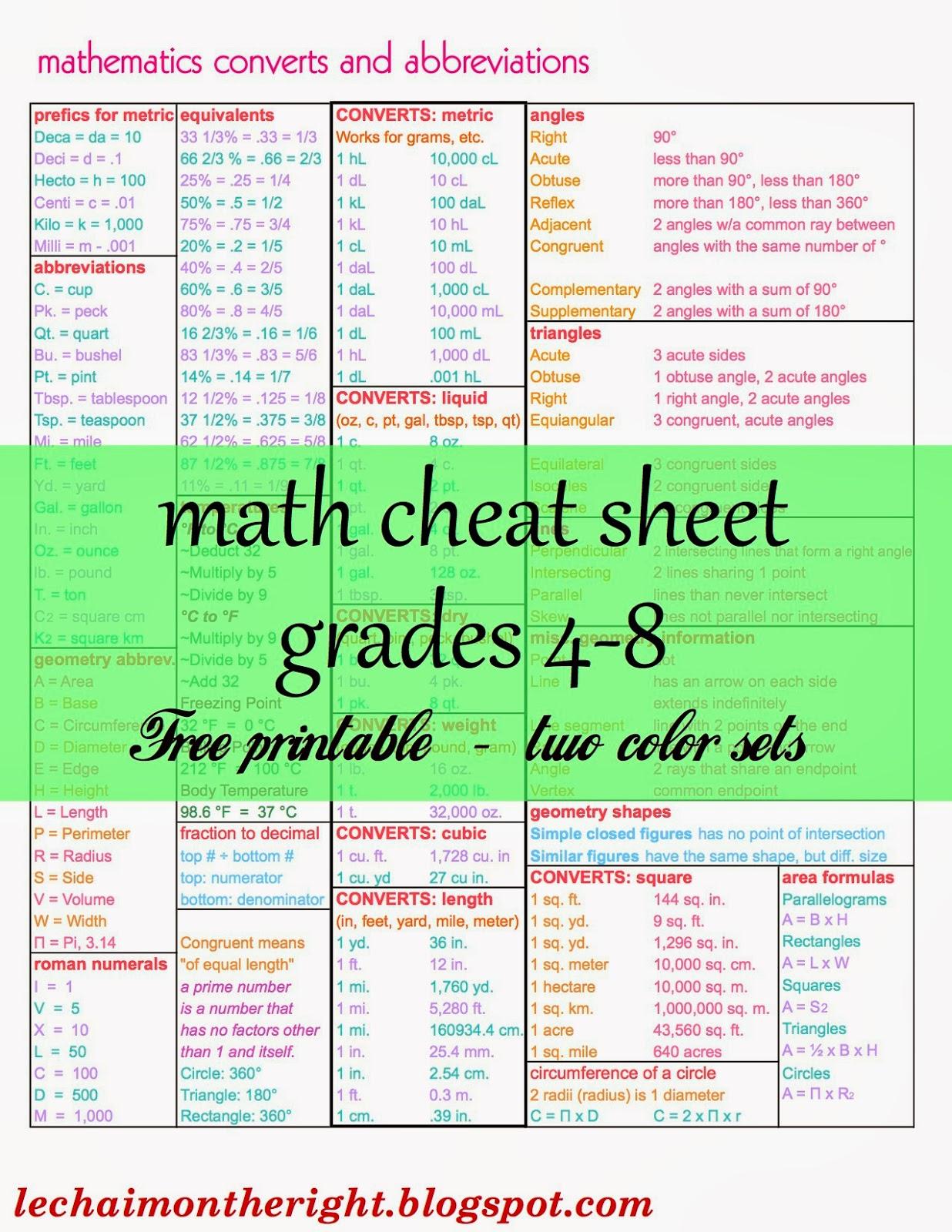 Half Life Worksheet Middle School