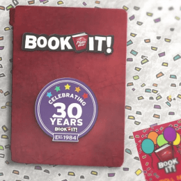 Free Pizza Hut BOOK IT! Program for Homeschoolers – Free Pizza Every Month!