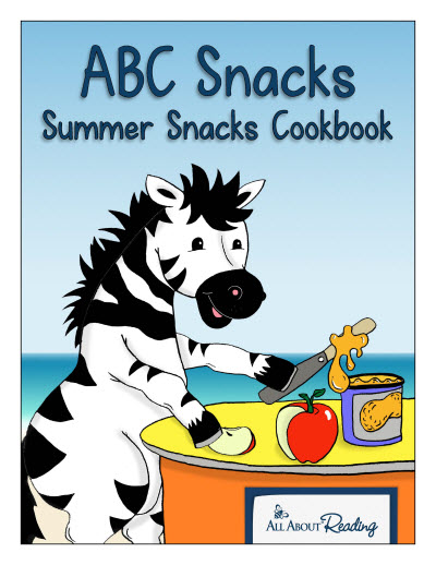 FREE ABC Summer Snacks Cookbook