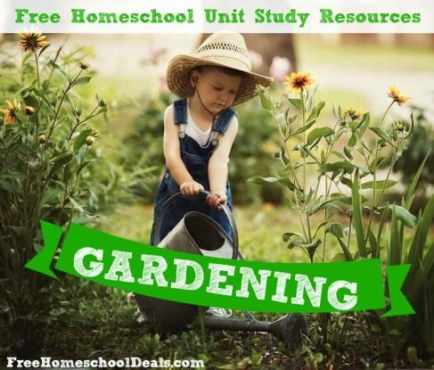 Free Homeschool Unit Study Resources