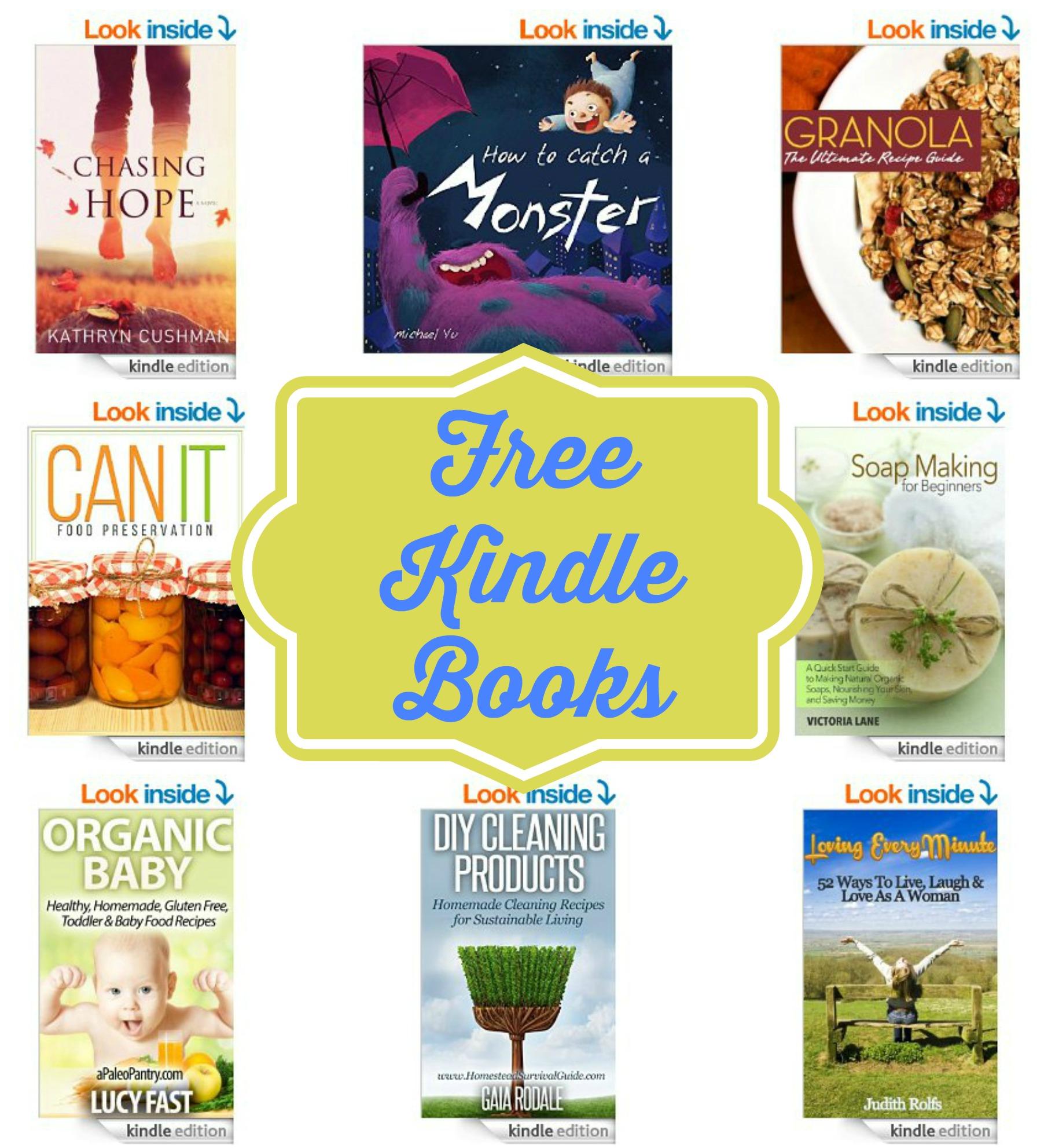 17 Free Kindle Books Chasing Hope Organic Baby Easy