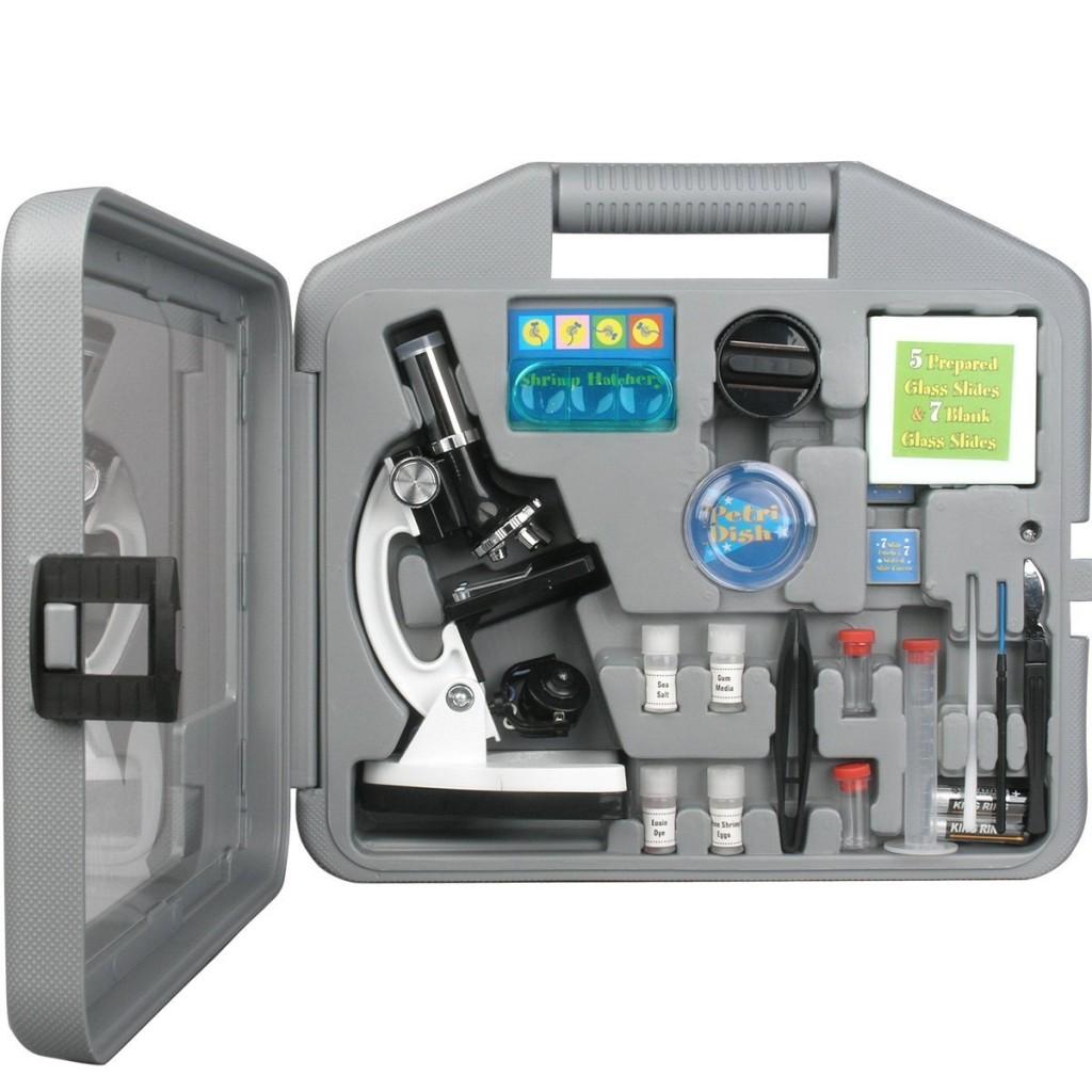 Amscope Beginner Microscope Kit Only 38 Reg 69