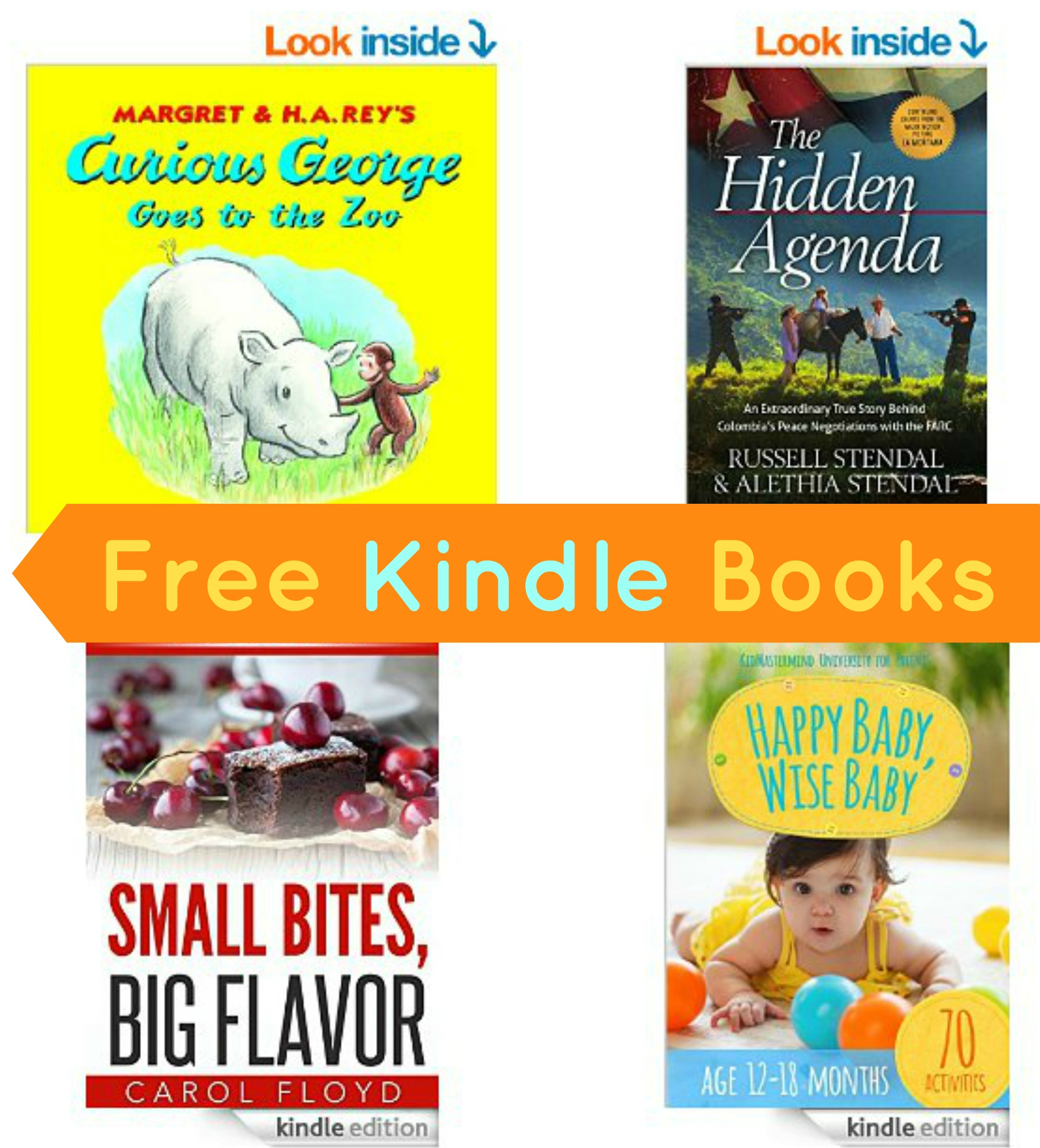 22 Free Kindle Books Curious George Goes To The Zoo