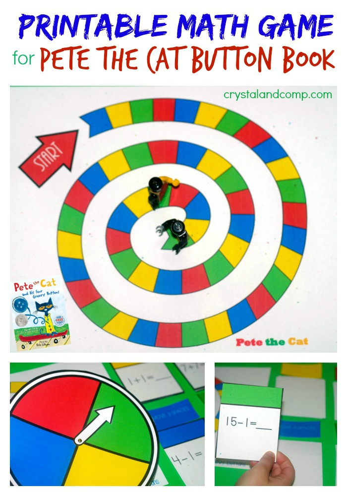 FREE Printable Math Games | Free Homeschool Deals ©