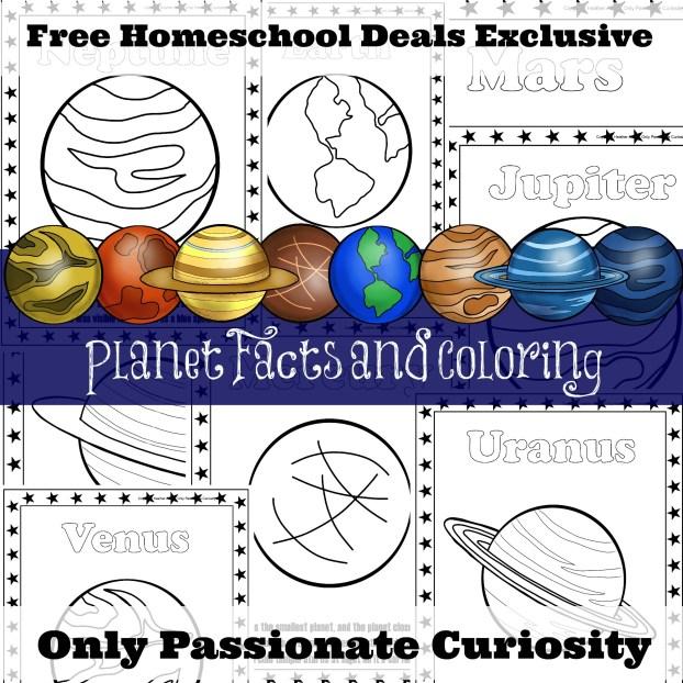 Free Homeschool Deals Pack