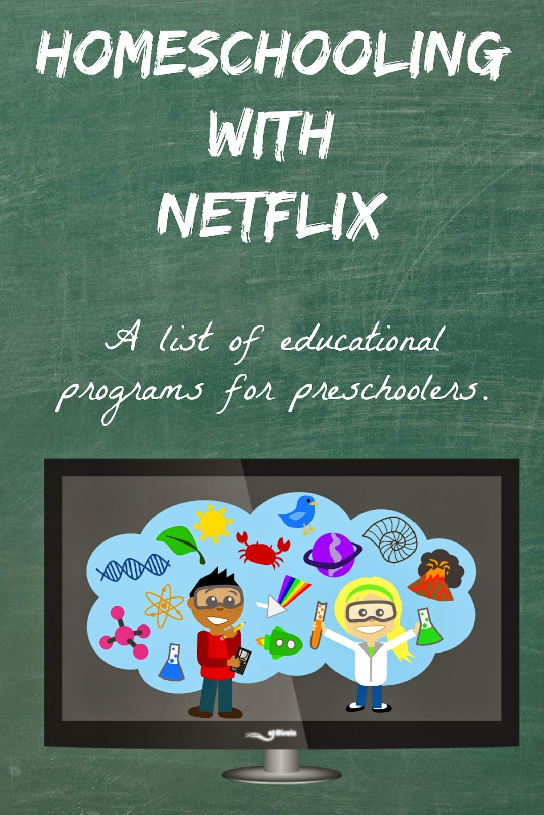 Free Homeschooling With Netflix Printable List