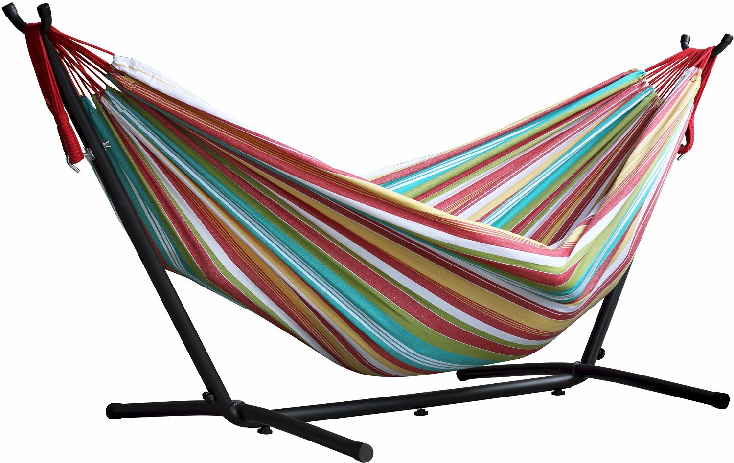 Vivere Double Hammock With Stand Only 94 49