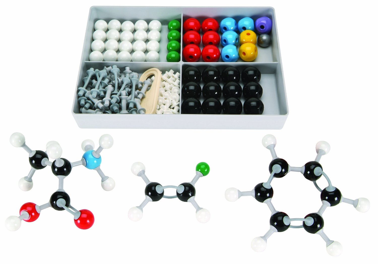 Molymod Organic Chemistry Student Model Set Only 23 47