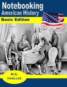 Free American History Notebooking Pages